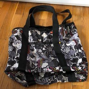 Lesportsac I ❤️ The Planet Tote Bag